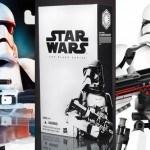Los nuevos juguetes de Star Wars: el despertar de la fuerza