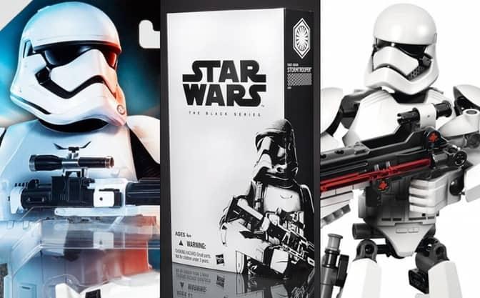 Nuevos juguetes y regalos frikis de Star Wars El Despertar de La Fuerza