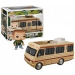 Cabezón Funko POP Jesse Pinkman con la caravana Crystal Ship de Breaking Bad