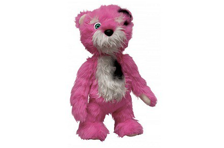 Oso de peluche rosa Breaking Bad