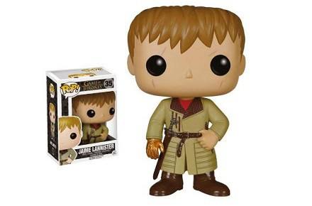 Cabezón Funko POP Jaime Lannister mano de oro de Juego de Tronos