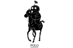 "Camiseta ""Polo Ralph Wiggum"""