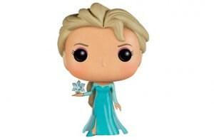 Cabezón Funko POP Elsa de Frozen