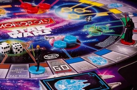 Monopoly edición Star Wars