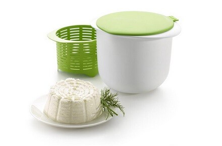 Lékué Cheese Maker: kit para hacer queso fresco
