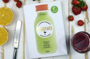 """Libro """"La solución antioxidante: Smoothies"""""""