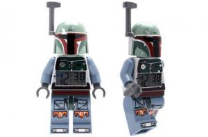 Despertador Lego Star Wars de Boba Fett