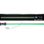 Réplica de la espada láser de Yoda