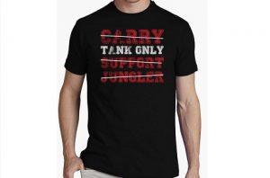 Camisetas posiciones League of Legends