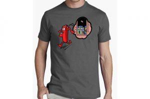 "Camiseta ""Tetris"""