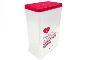 Kit de primeros auxilios para corazones rotos