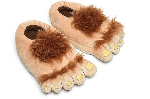 Zapatillas de la Comarca Furry Adventure