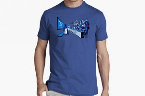 "Camiseta ""Escuela de villanos"""