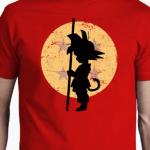 Camiseta Buscando las bolas de Dragon