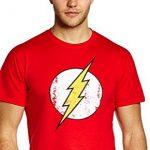 Camiseta Flash DC