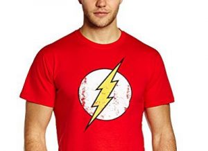 Camiseta Flash DC