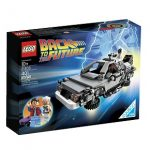 DeLorean Regreso al Futuro LEGO