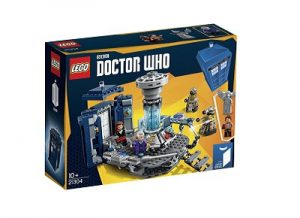 Nave TARDIS Doctor Who LEGO