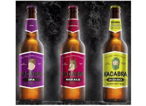 Pack de cervezas Kadabra