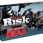 """Juego de mesa Risk """"The Walking Dead"""", edición en inglés"""