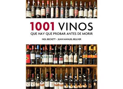 1001 vinos que hay que probar antes de morir
