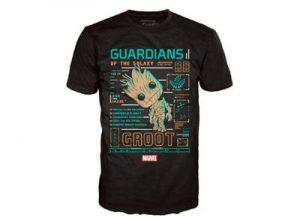 """Camiseta de Groot """"Guardianes de la galaxia"""""""