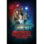 Póster de la serie Stranger Things