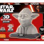 Puzzle 3D de Yoda Star Wars