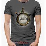 """Camiseta """"A Baggins Journey"""" - El señor de los anillos"""