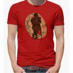 """Camiseta """"Nunca te rías de dragones vivos"""" de Bilbo Bolsón"""