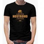 Camiseta USCSS Nostromo Aliens