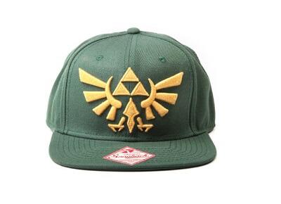 Gorra Trifuerza Zelda