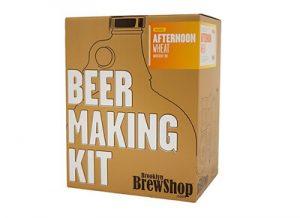 Kit para preparar cerveza Afternoon Wheat