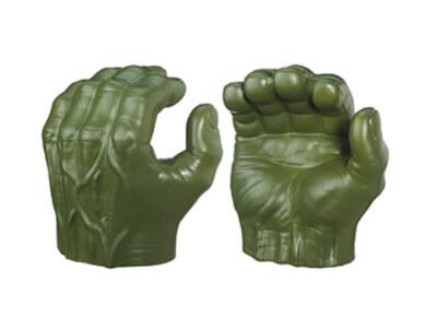 Puños de Hulk