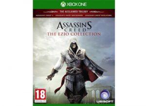 Videojuego Assassins Creed The Ezio Collection para Xbox One
