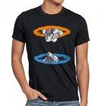 Camiseta friki Portal Cubo de Compañía