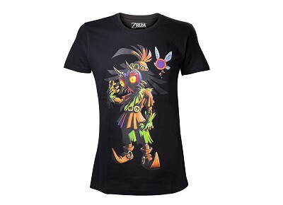 Camiseta The Legend of Zelda Majora´s Mask
