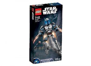 Figura Jango Fett Lego Star Wars