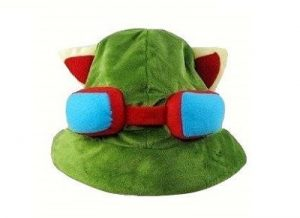 Sombrero Teemo League of Legends