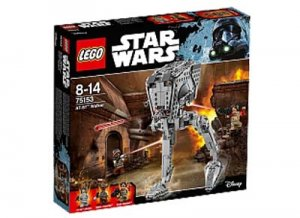 Figura Lego del Caminante AT-ST Star Wars