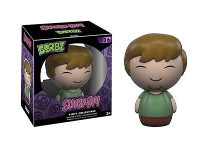 Figura Shaggy de Scooby Doo