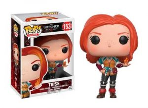 Figura Funko Pop Triss The Witcher