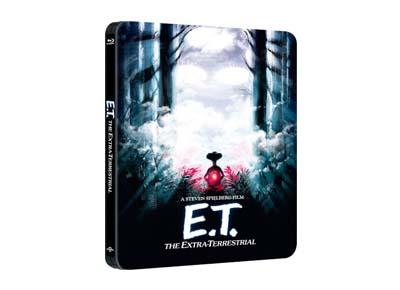 Película ET en Steelbook