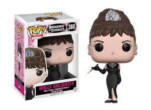 Figura Funko Pop de Audrey Hepburn en Desayuno con Diamantes