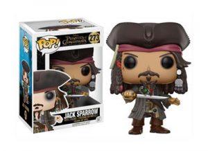 Figura Funko Pop Jack Sparrow de Piratas del Caribe