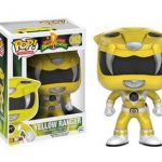 Figura Funko Power Ranger Amarillo