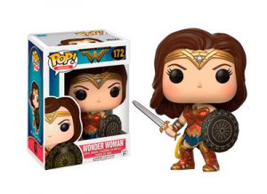 Figura Funko Pop de Wonder Woman