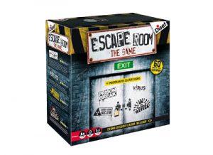 Juego de mesa Escape Room