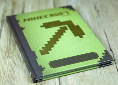 Libro guía básica Minecraft
