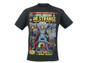 Camiseta friki Dr Strange